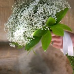 Penshurst Wedding gypsophila bouquet